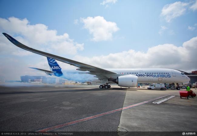 A350_XWB_engine_run