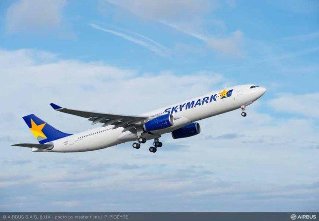 A330 SKY TAKE OFF_