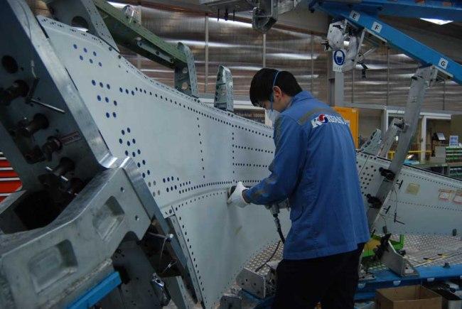 Airbus e Korean Air Aerospace celebrano la consegna del 1000° Sharklet