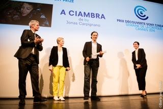 """Jonas Carpignano si aggiudica il premio Sony CineAlta Discovery a Cannes per il cortometraggio """"A Ciambra"""""""