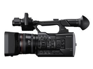 Il camcorder PXW-X160 di Sony