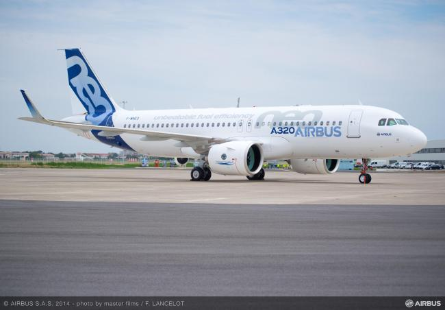 L'Airbus A320neo supera i 3.000 ordini fermi
