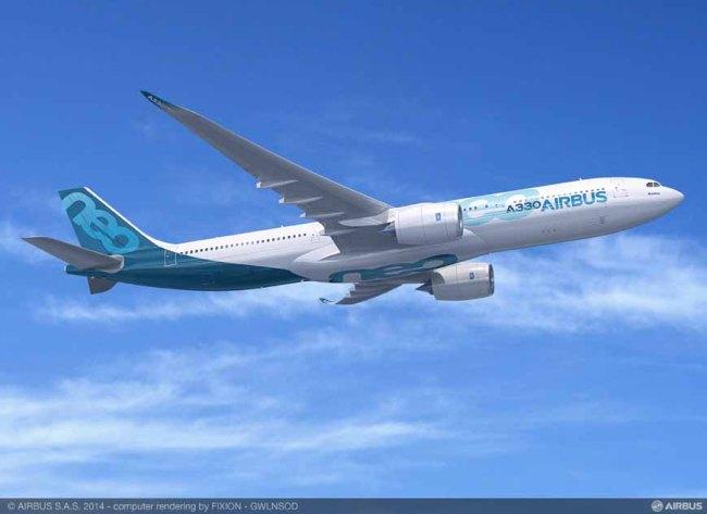 Airbus lancia l'A330neo