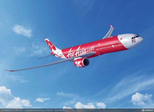 A330-900neo Air Asia X