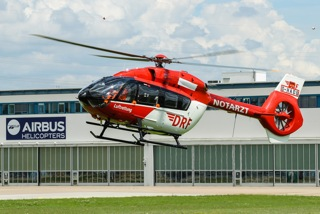 Airbus Helicopters consegna il primo EC145 T2