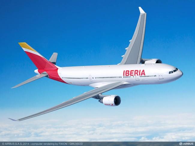 IAG converte un'opzione per 8 Airbus A330-200 in un ordine fermo