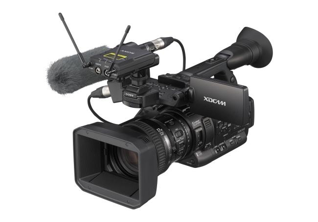 Sony presenta il camcorder XDCAM PXW-X200 con memoria allo stato solido