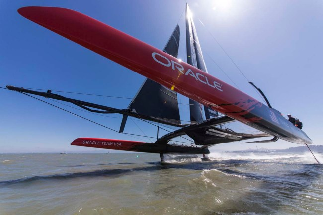 ORACLE TEAM USA ©Oracle Team USA  Photo Guilain Grenier_