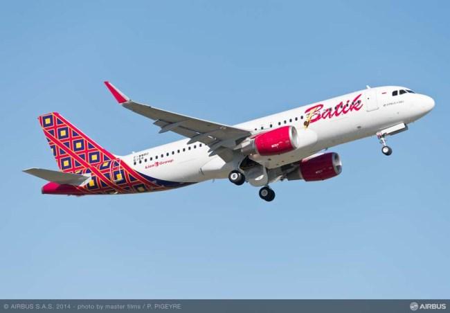Lion Group riceve i suoi primi aeromobili Airbus