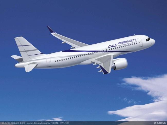 China Aircraft Leasing Company sigla una Lettera di Intenti per 100 aeromobili della Famiglia A320 di #Airbus