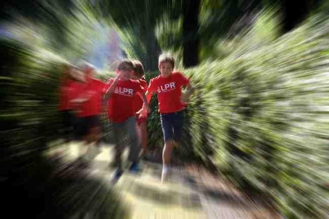 LPR Red Day corsa