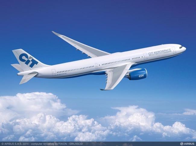 CIT conferma l'ordine per 15 Airbus A330neo e cinque A321ceo