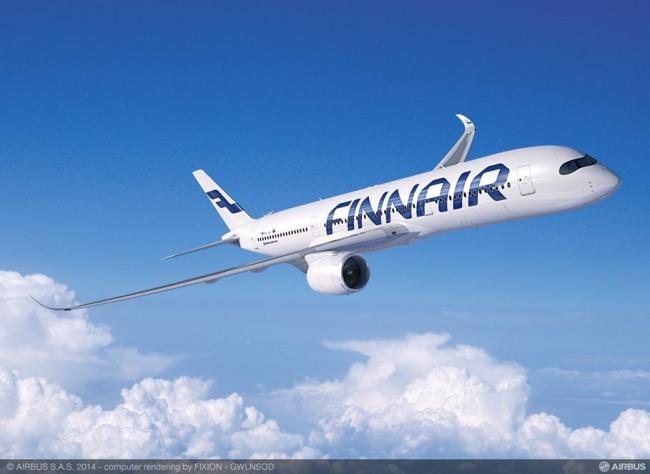 Finnair ordina 8 ulteriori Airbus A350 XWB