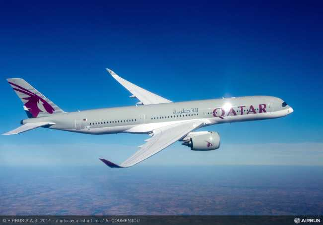 A350 XWB - photo credits Airbus.com
