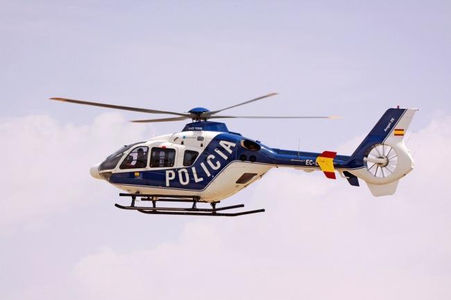 EC135 (© Copyright Pablo Rada)