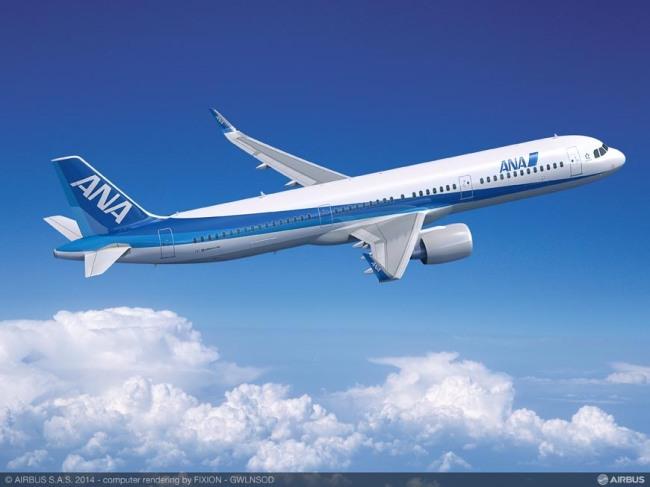 ANA Holdings ordina sette ulteriori A321