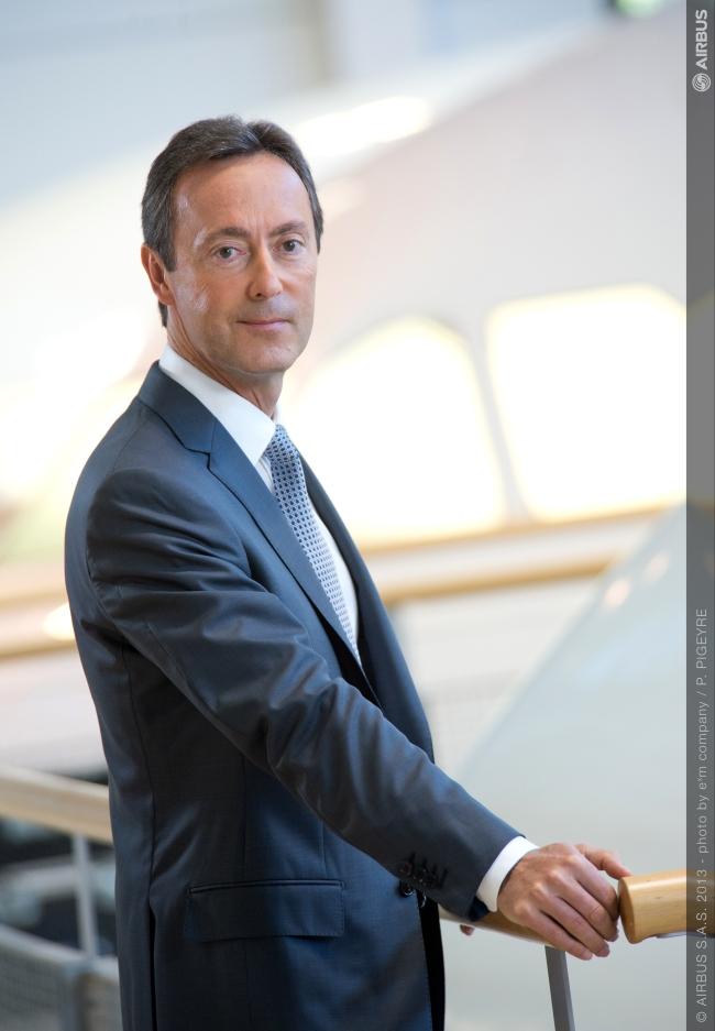 Fabrice BREGIER, Presidente e CEO di Airbus
