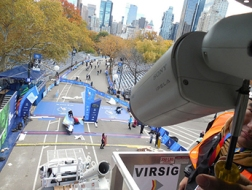 Video sorveglianza Sony - NYC Marathon