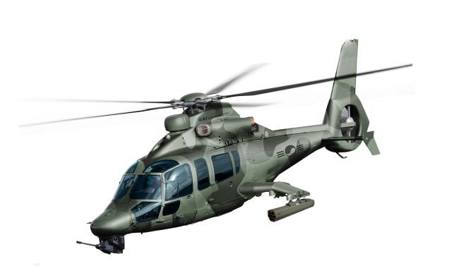 In allegato un'immagine di esempio di LAH (© Copyright Airbus Helicopters)
