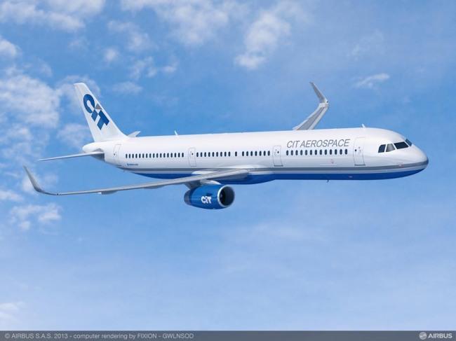 CIT ordina cinque ulteriori A321ceo