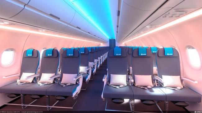 SFE Airbus + Recaro