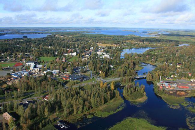 Pihtipudas - Finlandia