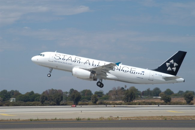A320 Star Alliance
