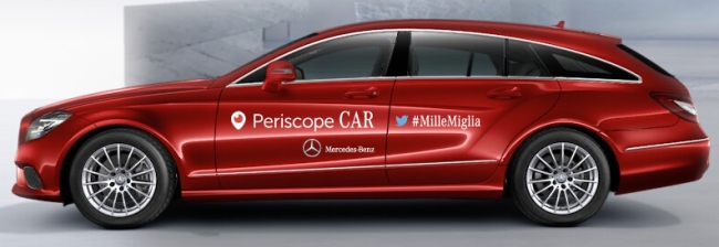 Mercedes-Benz Periscope