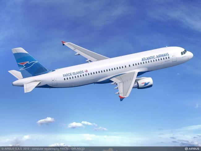 Atlantic Airways sigla un ordine fermo per un Airbus A320