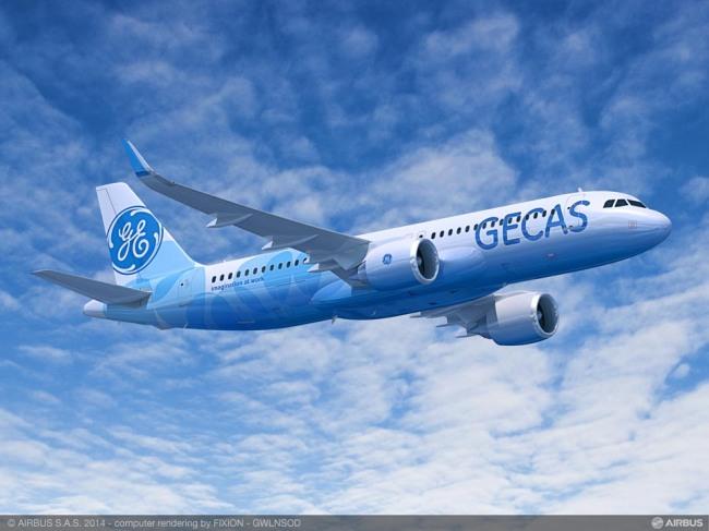 GE Capital Aviation Services sigla un ordine fermo per 60 A320neo