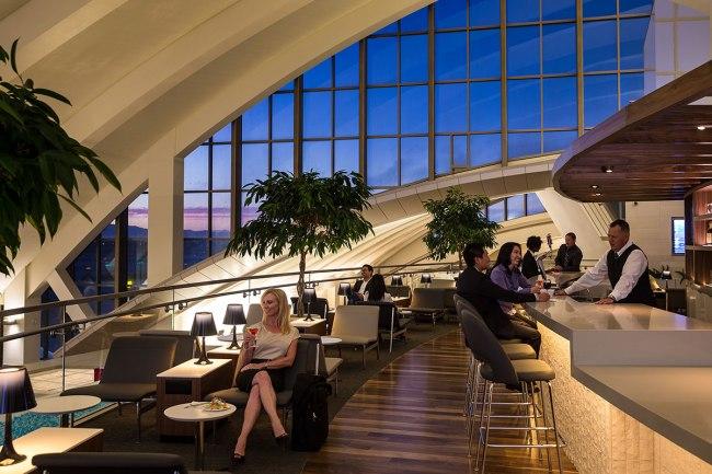 "La lounge Star Alliance di Los Angeles eletta ""Best Alliance Lounge"" agli Skytrax Awards 2015"