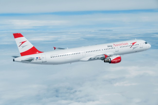 057 - Austrian Airlines Airbus A321
