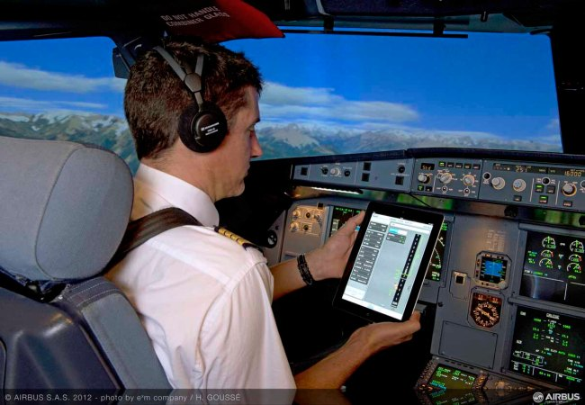 "La giapponese Peach Aviation introduce ""FlySmart with Airbus"" su iPad"
