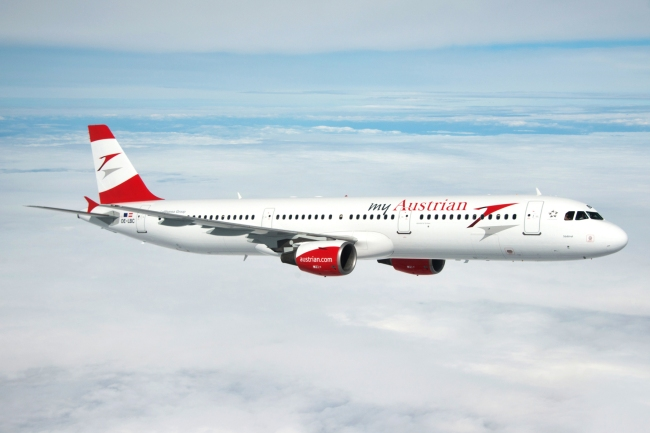 Aeromobile Austrian Airlines_1