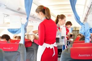 084 - Austrian Flight Attendants_Copyright Patrick Huber für Austrian Airlines