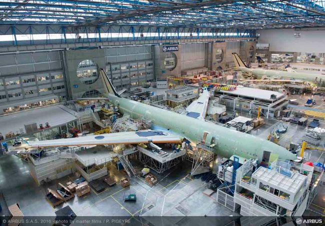 Prende forma il primo A330 di French Blue