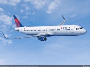 Delta Airline Airbus