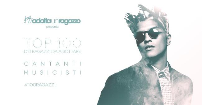 TOP 100 Cantanti Musicisti