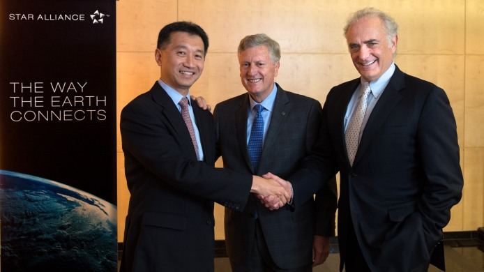 Jeffrey Goh - Star Alliance