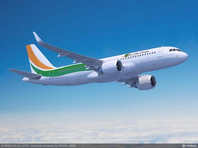 A320neo_Air_Cote_D_Ivoire_