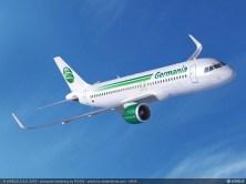 Germania Group ordina 25 Airbus A320neo