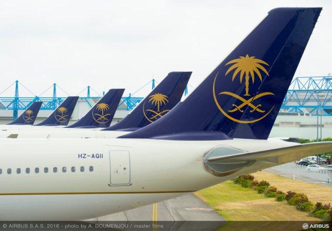 Airbus consegna il primo A330-300 Regional al mondo a Saudi Arabian Airlines