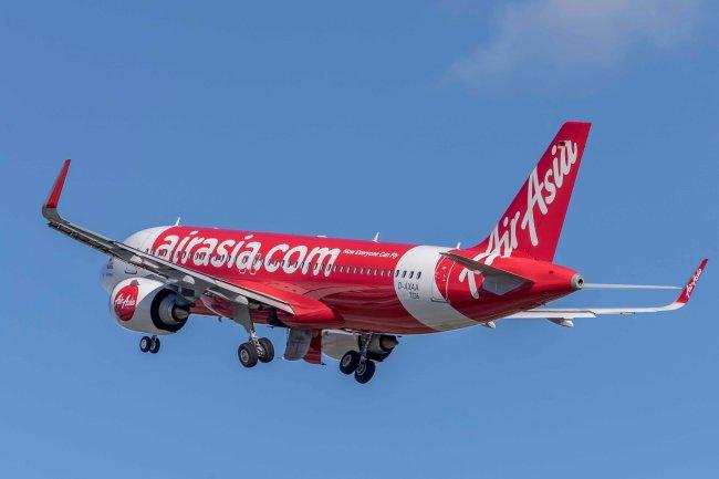 AirAsia riceve il suo primo Airbus A320neo