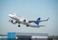 Air Astana riceve il suo primo Airbus A320neo