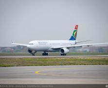 South African Airways riceve il primo Airbus A330-3000