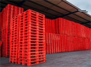 Groupe d'aucy sceglie i pallet di LPR - La Palette Rouge